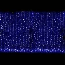 Blue Led String Lights by Net Christmas Lights Christmas Lights Decoration