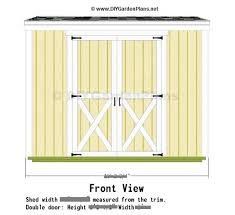 Free Saltbox Wood Shed Plans by Diy Saltbox Shed Guide