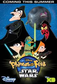 Phineas Y Ferb: Star Wars (TV)