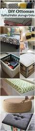 top 25 best ottoman ideas ideas on pinterest coffee table diy storage ottoman ideas from recycle crates and pallets easy homemade tufted upholster cushion storage