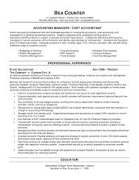 Sample Resume Objectives For Job Fair by Sample Resume Accounting No Work Experience Http Www