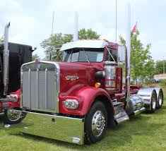 kenworth truck models kenworth w900a old classic semi trucks youtube