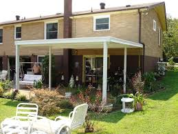 wonderful simple covered patio ideas design building intended decor