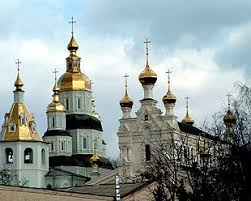 Kharkiv Pokrovsky Cathedral