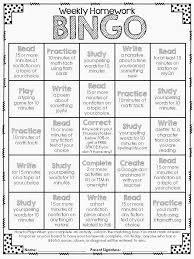ideas about Homework on Pinterest   Math  Vocabulary and     Pinterest