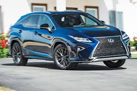 2016 lexus nx road test 2016 lexus rx 350 f sport first test review best seat in the