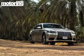 lexus cars uae price 2013 lexus ls 460l review motoring middle east car news
