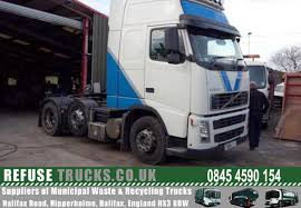 2004 volvo truck refuse trucks