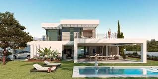 Villa Modern by Villas U2022 Realista