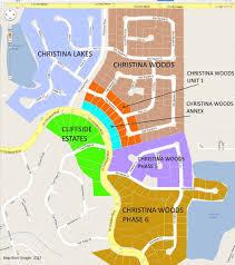Map Of Lakeland Florida by Map U0026 Covenants Christina Homeowners Association Lakeland Florida