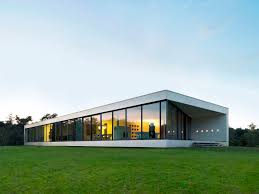 Modern Concrete Home Plans And Designs Architecture Stunning Bridge House Design Interior In Hallway