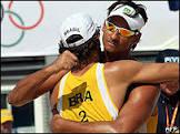 Ricardo e Emanuel conquistam bronze no vôlei de praia