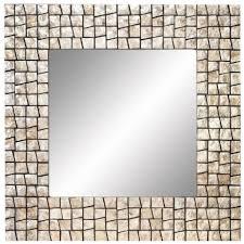wall decor mirror home accents diamond wall mirrors home decor