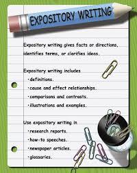 types of expository essay Bro tech