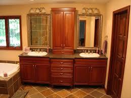 bathroom vanity ideas double sink black finish stained plastering