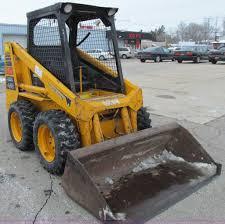 mustang 442 skid steer item d7069 sold thursday january