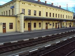 Děčín východ railway station