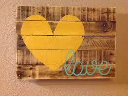 love pallet sign by fancifulshenanigans on etsy 35 00 home