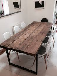 Best  Dining Table Ideas On Pinterest Dining Room Table - Timber kitchen table