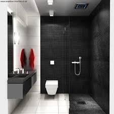 black and white bathroom design home design ideas