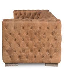 tufted sofa pelly tufted sofa tan sarreid ltd portal your source for the