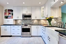 grey wall kitchen latest stylish kitchens with brick walls and