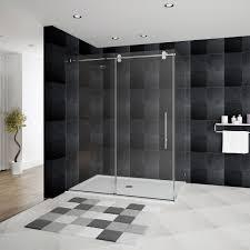 buy bathroom shower doors and enclosures online u2013 frameless shower
