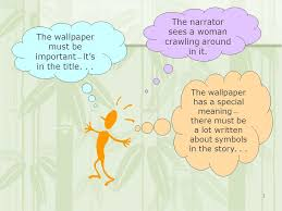 The rest cure  Gothic elements in the story  The yellow wallpaper SlidePlayer