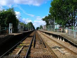 Nutbourne railway station