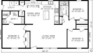 1 Bedroom Modular Homes Floor Plans by Home Buckingham 92544k Kingsley Modular Floor Plan Fairmont