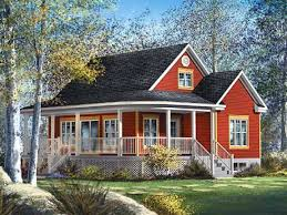 lovely country cottage house plan home beauty