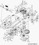 MTD - Gutbrod - Yard-Man -- Ersatzteile / Ersatzteillisten