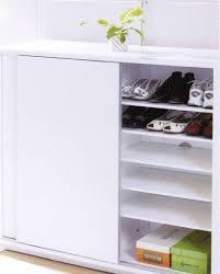 Shoe Storage Furniture by Shoe Storage Cabinet With Sliding Doors Http Franzdondi Com