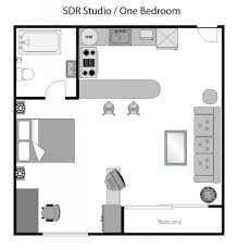 One Bedroom Apartment Designs by One Bedroom Apartment Plans And Designs 17 Best Ideas About Studio