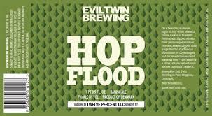 Evil Twin Hop Flood | Beer Street Journal