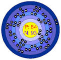 [Bohr Model of <b>Gadolinium</b>]