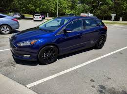 2016 se sport manual hatch loaded 204a ford focus forum ford