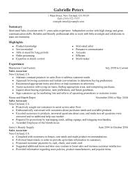 Examples For Your Job Search Livecareer With Cool Sample Resume For Sales Associate Besides Time Management Skills Resume Furthermore Good Objective