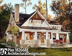 Two Story Craftsman House Plans Plan 51762hz Budget Friendly Modern Farmhouse Plan With Bonus