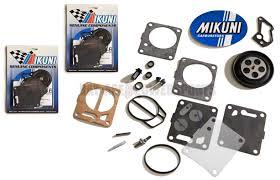 genuine mikuni dual carb carburetor rebuild kit sea doo 951 xp gsx