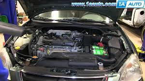 nissan altima 2005 length how to install replace ignition coils 2 5l 2002 06 nissan altima