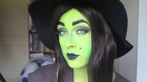 Halloween Kids Witch Makeup by One Wicked Witch All Hallows Eve Make Up Tutorial Youtube