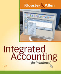 integrated accounting for windows 7th edition 9780538747974