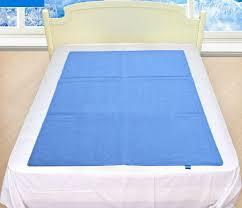 2017 140x90cm japan cool gel pad summer silk ice cooling mattress