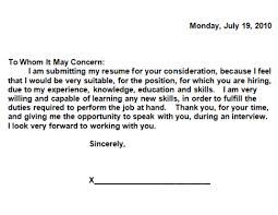 Always use a convincing covering letter with your CV when applying for a graduate vacancy