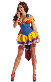 Cute Monster Halloween Costume by Disney Princess Snow White Snow White Shaper Costume 1