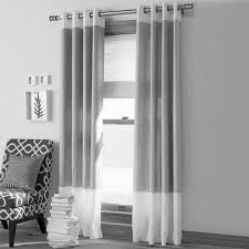 Country Living Room Curtains Brown Fluffy Carpet Decorating Ideas Chrome Curtain Rod Along