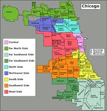 Chicago Suburbs Map Map Chicago Area Chicago Map