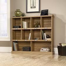 Sauder Black Bookcase by Barrister Lane Bookcase 414724 Sauder