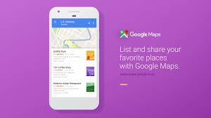 Google Maps Los Angeles by Google Maps Now Lets You Create And Share Lists Of Your Favorite